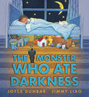 The monster that ate darkness by Joyce Dunbar