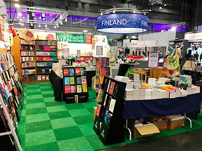 Book fair stand image 2