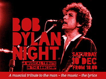 Bob Dylan Night – a musical tribute