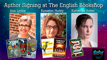 Sci-Fi Fantasy Author Signing