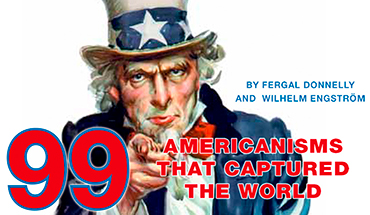 Release 99 Americanisms that Captured the World