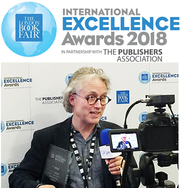 International Excellence Award – Bookstore of the Year 2018