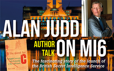 Author Talk: Alan Judd on MI6