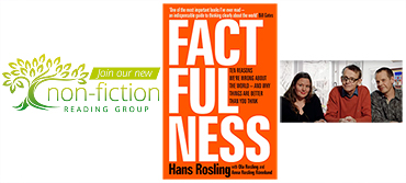 Non-Fiction reading group: Factfulness – Hans Rosling