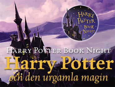 Harry Potter Book Night 2019