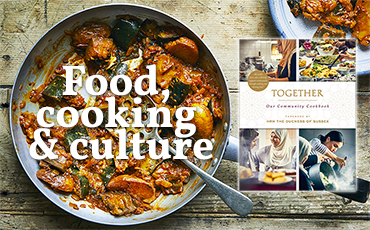 Talk: Food, cooking & culture