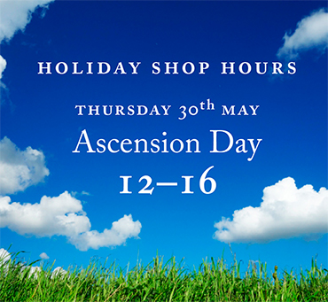 Shop Hours Ascension Day