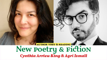 New Fiction & Poetry Reading