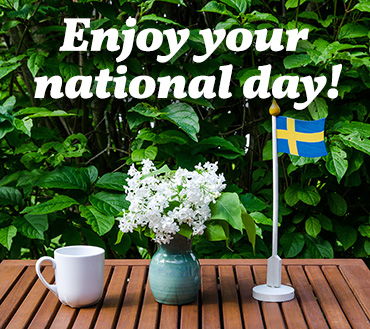 Enjoy your national day