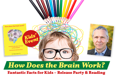 Kids event – How does the brain work?