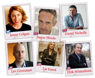 Meet author online at our online book festival