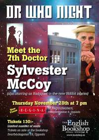 Doctor Who Night – Meet the 7th Doctor